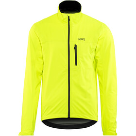 GORE WEAR C3 Gore-Tex Active Jacket Men neon yellow
